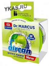 Осв.воздуха DrMarcus банка  AIRCAN  Green Apple